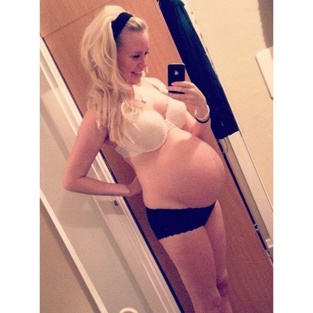 gravid vecka 34