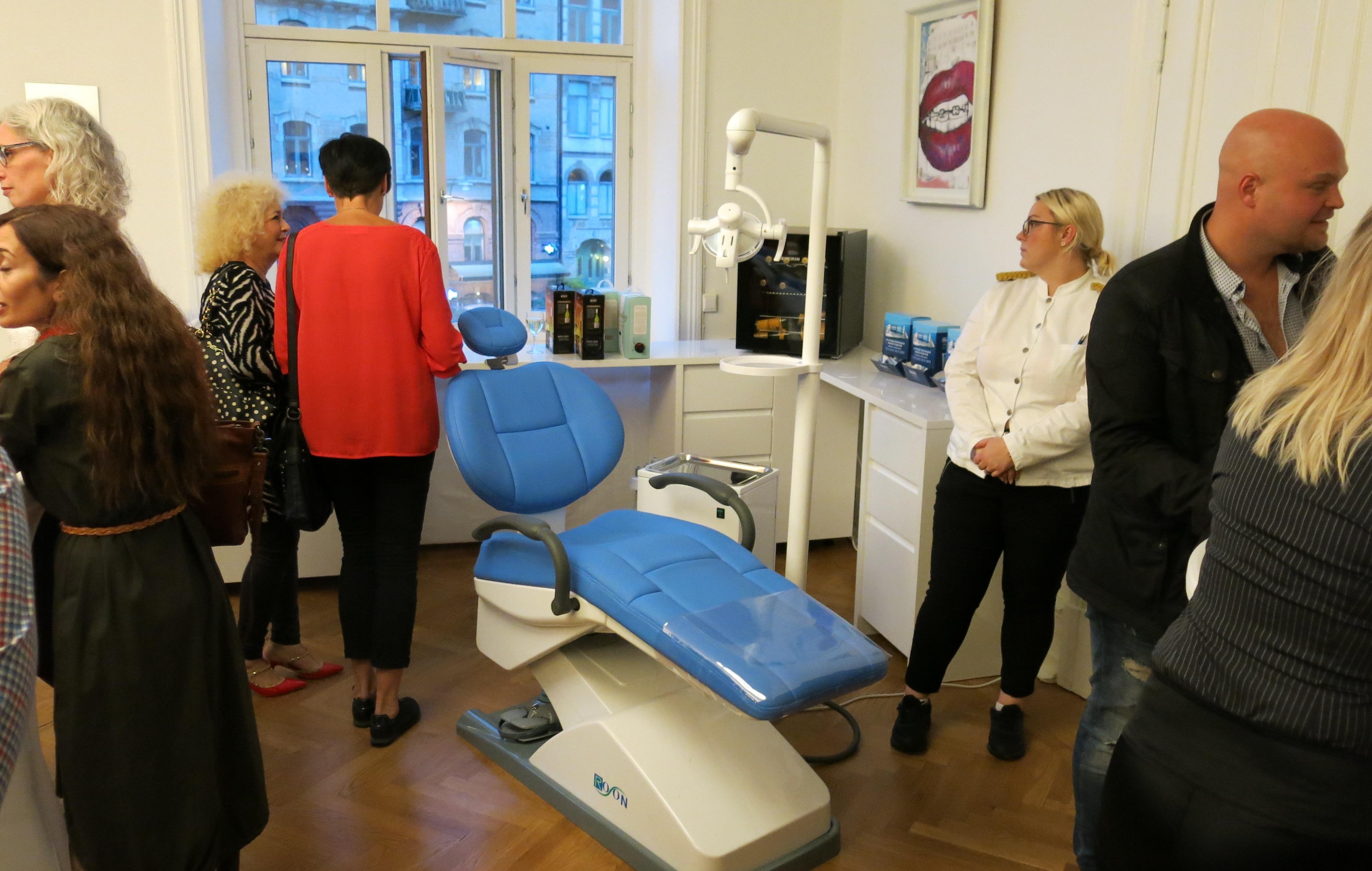 Vasa Ortodonti Estetisk tandreglering Göteborg