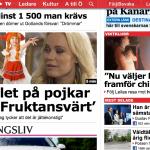 NY LÖP PÅ AFTONBLADET